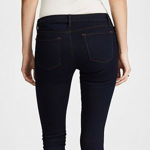 "J Brand Jeans in ""Ink"" color"